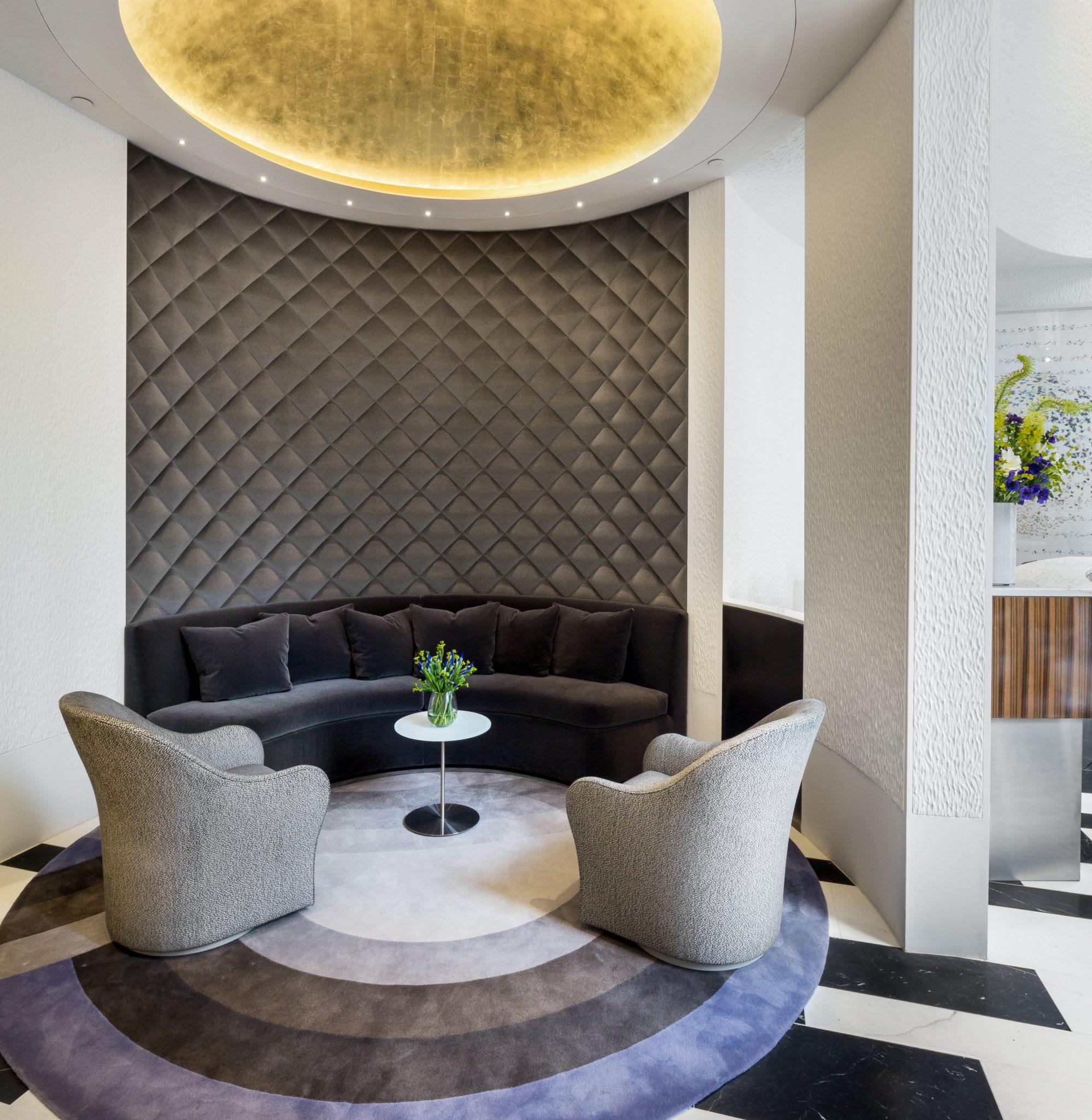 Luxury SoMa Condos Lobby