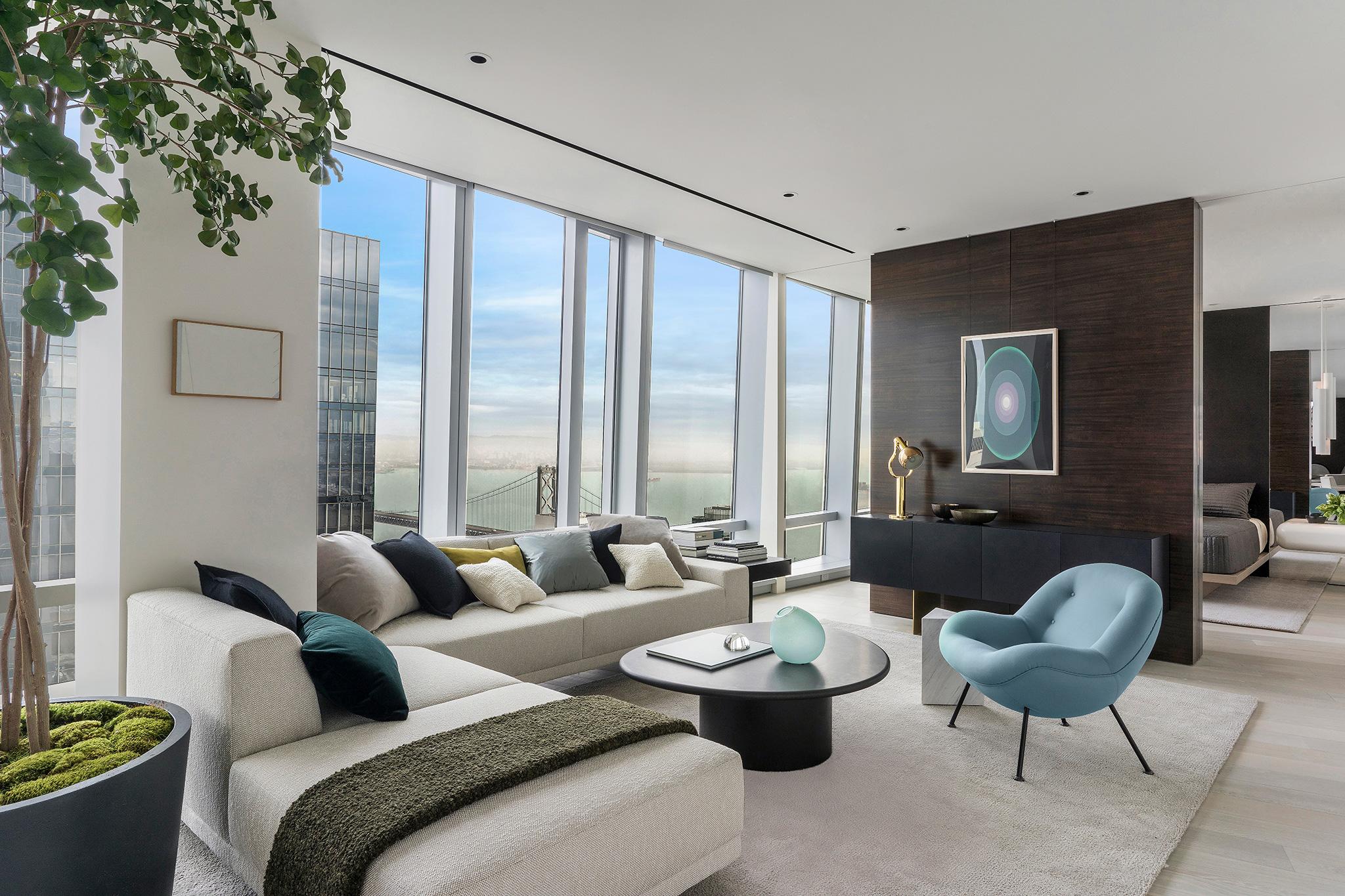 181 Fremont / residences